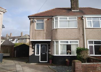 Thumbnail 3 bed semi-detached house for sale in Onchan View, Walney