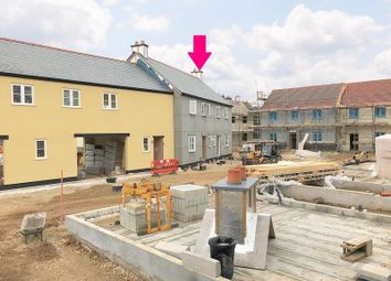 Thumbnail 3 bedroom end terrace house for sale in South View, Mary Tavy, Tavistock