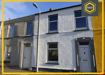 Thumbnail 3 bed terraced house to rent in 13 Campbell Street, Llanelli