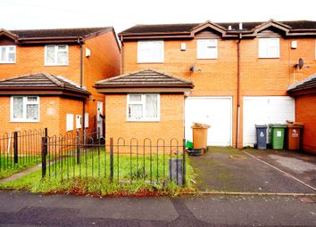 Thumbnail 3 bed semi-detached house for sale in Chapel Street, Bloxwich, Walsall
