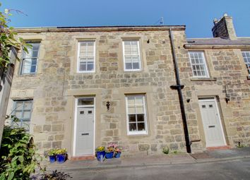 Thumbnail 2 bed terraced house for sale in Grosvenor Terrace, Alnmouth, Alnwick