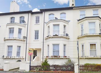 Thumbnail 1 bed flat for sale in Cheriton Road, Folkestone, Kent