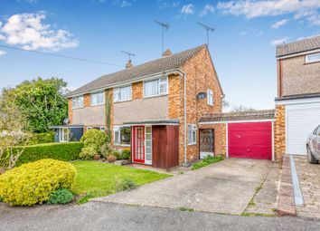 Thumbnail 3 bed semi-detached house for sale in Town Farm Crescent, Standon, Ware