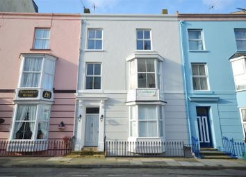 Thumbnail Hotel/guest house for sale in Victoria Street, Tenby