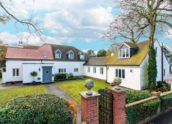 Thumbnail 5 bed detached house for sale in Northcliffe Gardens, Broadstairs