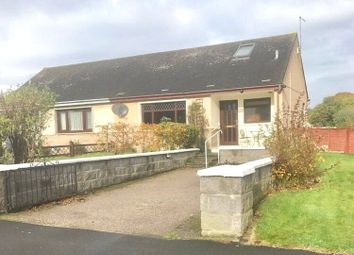 Thumbnail 2 bed semi-detached house for sale in Mansefield Cottages, Kennethmont, Huntly, Aberdeenshire