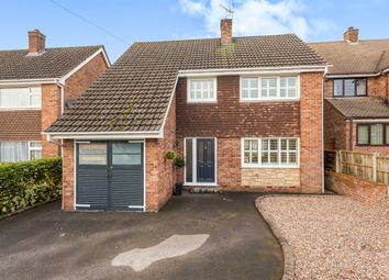 Thumbnail 4 bed detached house for sale in Chestnut Grove, Etwall, Derby