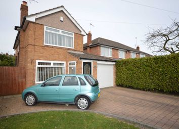 Thumbnail 4 bed detached house for sale in Ambleside Close, Bromborough, Wirral