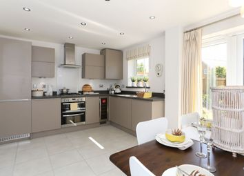 Thumbnail 3 bedroom terraced house for sale in Blackthorn Crescent, Brixworth, Northampton