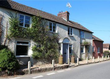 Thumbnail 3 bed semi-detached house for sale in Wonston, Hazelbury Bryan, Sturminster Newton, Dorset