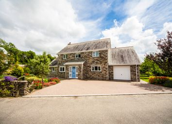 Thumbnail 4 bed detached house for sale in Mill Close, Wadebridge