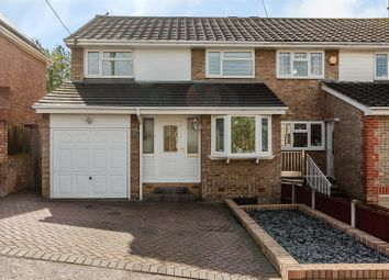 Thumbnail 3 bed semi-detached house for sale in Riverview Road, Benfleet