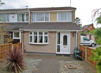 Thumbnail 3 bed semi-detached house for sale in Malvern Close, Mapperley/Alexandra Park Border, Nottingham