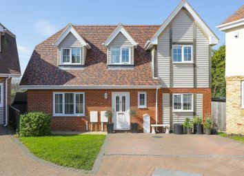 Thumbnail 3 bedroom detached house for sale in Diamond Close, Eythorne, Dover