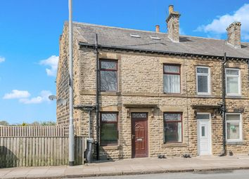 Thumbnail 2 bed end terrace house to rent in Whitehall Road, Drighlington, Bradford