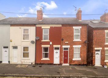 Thumbnail 2 bedroom terraced house for sale in Minerva Street, Bulwell, Nottingham