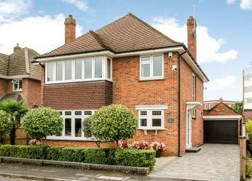 St. Helens Close, Southsea PO4. 4 bed detached house for sale