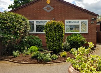 Thumbnail 3 bed detached bungalow for sale in Micklehome Drive Alrewas, Burton-On-Trent