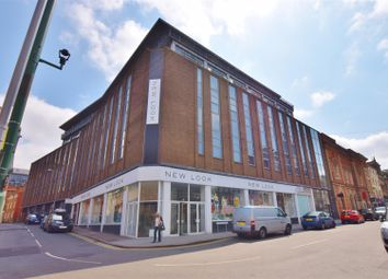 Thumbnail 1 bed flat for sale in Crusader House, Thurland Street, Nottingham City Centre