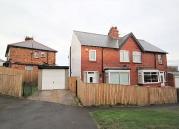 Thumbnail 3 bed semi-detached house for sale in Prospect Park, Scarborough, North Yorkshire