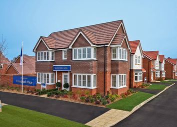 "Thumbnail 3 bed semi-detached house for sale in ""The Sheringham"" at Potter Crescent, Wokingham"
