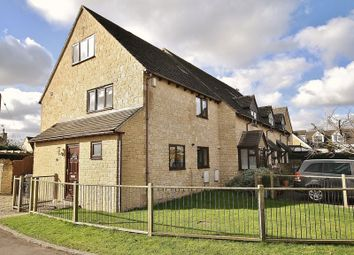 Thumbnail 4 bed end terrace house for sale in Strainges Close, Ducklington, Witney