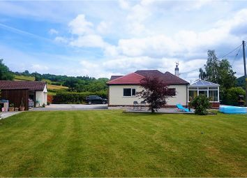 Thumbnail 3 bed detached bungalow for sale in Llangernyw, Abergele