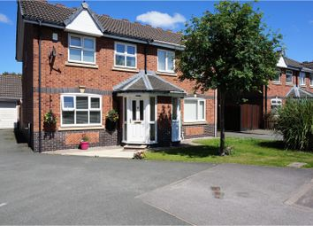 Thumbnail 3 bed semi-detached house for sale in Iona Close, Liverpool