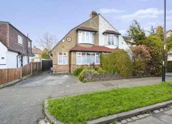Thumbnail 3 bed property for sale in Stoneleigh Park Avenue, Croydon