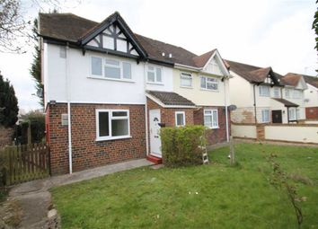 Thumbnail 4 bed semi-detached house to rent in Maygoods View, Cowley, Middlesex