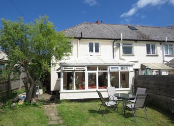 Thumbnail 3 bed end terrace house for sale in Quantock Road, Watchet