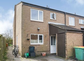 Thumbnail 4 bed end terrace house for sale in Thistlecroft, Ingol, Preston