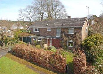 Thumbnail 4 bed detached house for sale in Vicarage Gardens, Grayshott, Hindhead