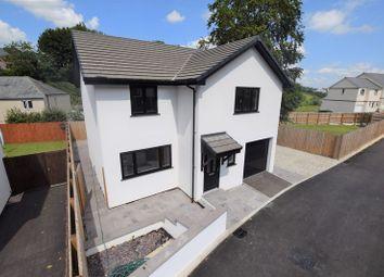 Thumbnail 4 bed detached house for sale in Chapel Close, Launceston