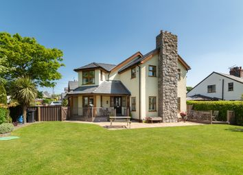 Thumbnail 4 bed detached house for sale in Y Berthlog, Trelogan, Holywell