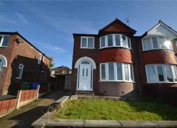3 bed semi-detached house to rent in Stanway Road, Whitefield, Manchester M45