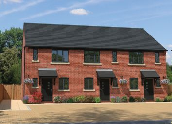 Thumbnail 2 bedroom town house for sale in Church Lane, Saxilby