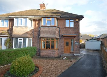 Thumbnail 3 bed semi-detached house for sale in Park Grove, Horbury, Wakefield