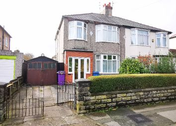 Thumbnail 3 bed semi-detached house for sale in Olive Lane, Wavertree, Liverpool