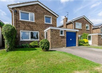 Thumbnail 4 bedroom detached house for sale in Illingworth Way, Foxton, Cambridge