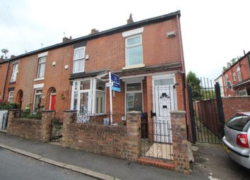 Thumbnail 2 bed terraced house for sale in Sandheys Grove, Manchester