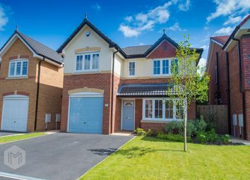 Thumbnail 4 bedroom detached house for sale in Napier Drive, Bolton