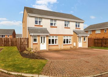 Thumbnail 3 bed semi-detached house for sale in Knockando Place, Kilmarnock