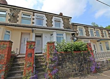 Thumbnail 4 bed terraced house to rent in Kingsland Terrace, Treforest