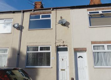 Thumbnail 3 bed terraced house to rent in Ripon Street, Grimsby