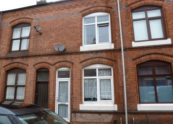 Thumbnail 2 bedroom property to rent in Cecilia Road, Leicester