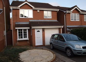 Thumbnail 3 bed detached house to rent in Roundhead Court, Norwich