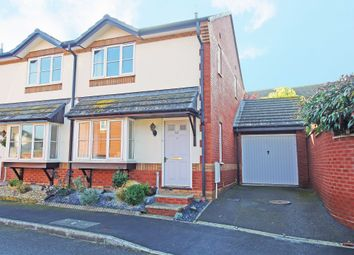 Thumbnail 2 bed semi-detached house for sale in Jupes Close, Exminster, Exeter, Devon