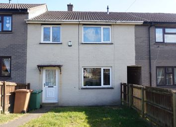 Thumbnail 3 bed terraced house for sale in Ty Llwyd Walk, Aberbargoed, Bargoed