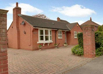 Thumbnail 1 bed detached bungalow for sale in Mill Beck Lane, Cottingham
